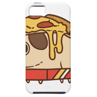 Pug-01 pizza iPhone 5 cover