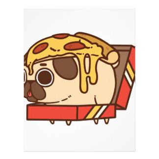 Pug-01 pizza letterhead