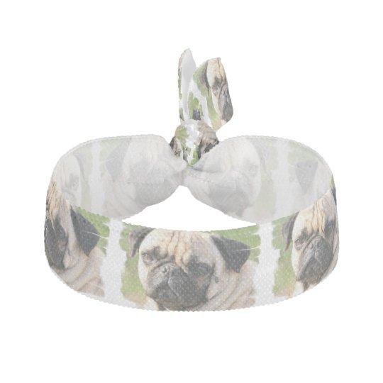 pug-18 hair tie