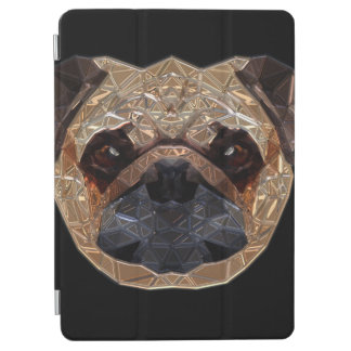 Pug_20170601_by_JAMColors iPad Air Cover