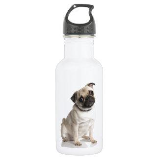 Pug 532 Ml Water Bottle
