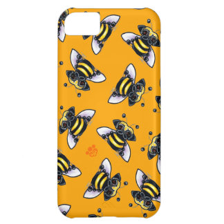 Pug-a-Bee iPhone 5C Case