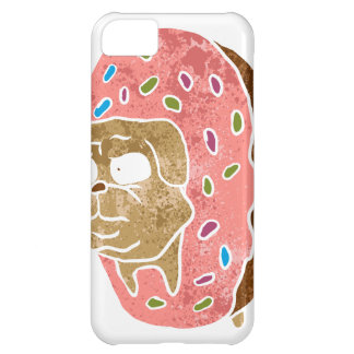 pug and donut. cover for iPhone 5C