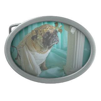 Pug Belt Buckle