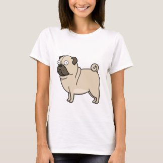 pug cartoon full T-Shirt