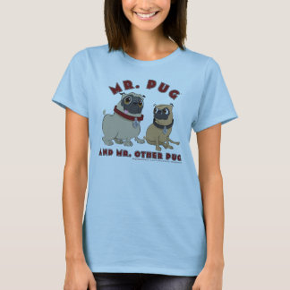 Pug Classic T T-Shirt