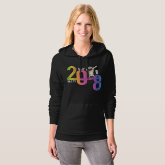 Pug Collection Year of the Dog 2018 Hoodie