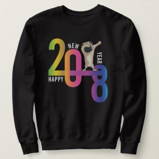 Pug Collection Year of the Dog 2018 Sweatshirt