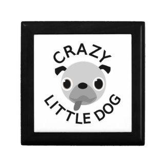 Pug Crazy Little Dog Gift Box