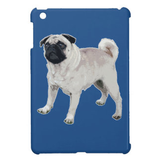 Pug cutie iPad mini case