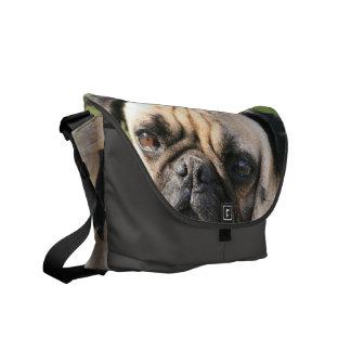 Pug Dog Breed Messenger Bag