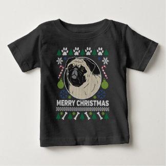 Pug Dog Breed Ugly Christmas Sweater