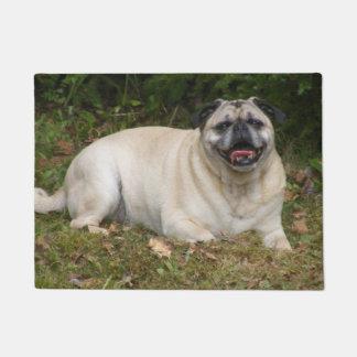 Pug Dog Doormat