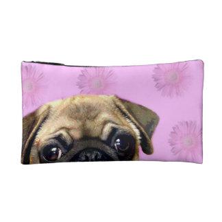 Pug Dog Makeup Bag