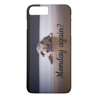 Pug Dog    Monday Again? iPhone 8 Plus/7 Plus Case