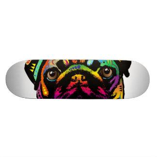 Pug Dog Skate Decks
