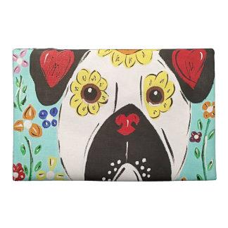 Pug Dog Travel Accessories Bag