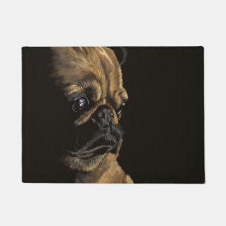 Pug Doormat