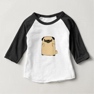 Pug Double Bird Baby T-Shirt