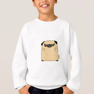 Pug Double Bird Sweatshirt