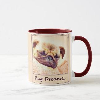 Pug Dreams Mug