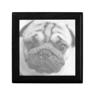 Pug Face Gift Box