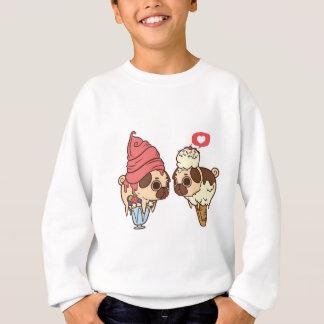 pug_ice_cream.png sweatshirt