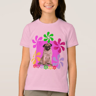 PUG IN PINK T-Shirt