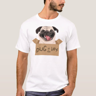 Pug in the Box T-Shirt