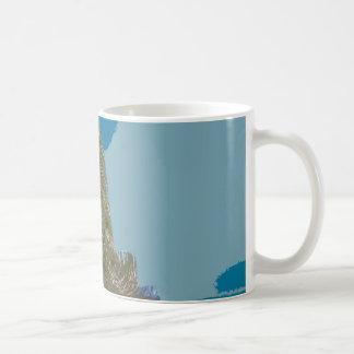 Pug In The Sky Coffee Mug