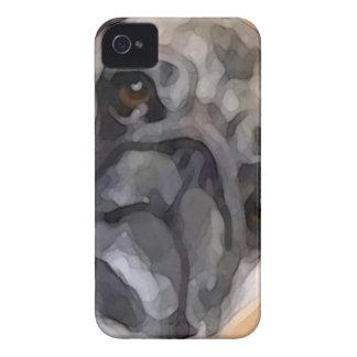 Pug iPhone 4 Case