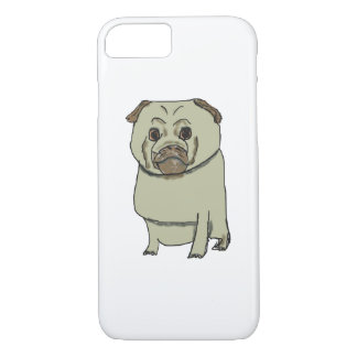 Pug iPhone 8/7 Case