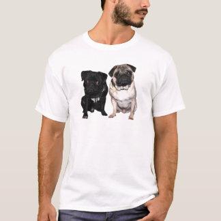 Pug Jack and Richi T-Shirt