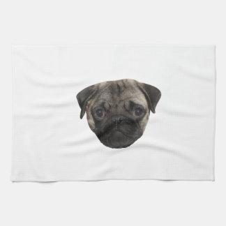 Pug Kitchen Towels