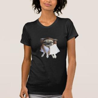 Pug Leia T-Shirt