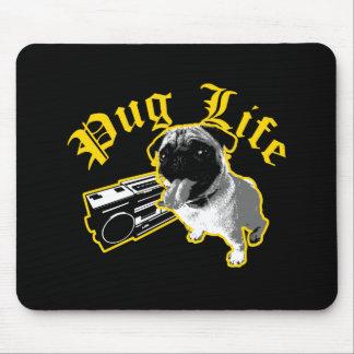 Pug Life $13.95 Art Mouse Pad