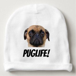 Pug Life Baby Beanie