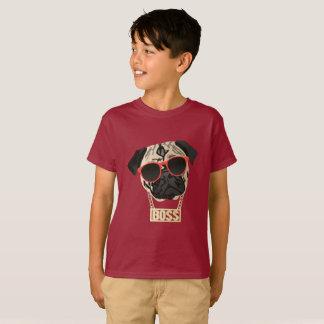Pug Life - I am the Boss Shirt for Pug Parents