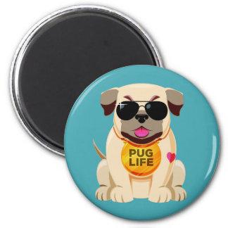 Pug Life magnet