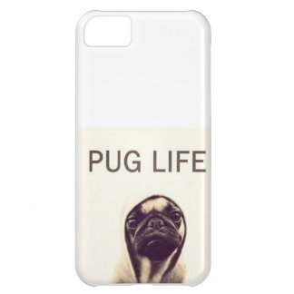Pug Life Phone Case by Dark Side
