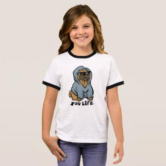 Pug life ringer T-Shirt