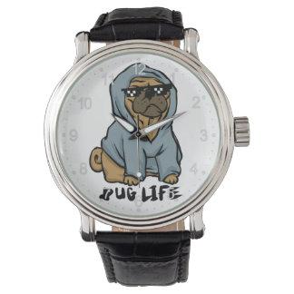 Pug life watch