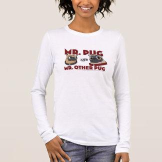 Pug Long Sleeve Long Sleeve T-Shirt