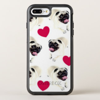 Pug Love Apple iPhone 6 Plus