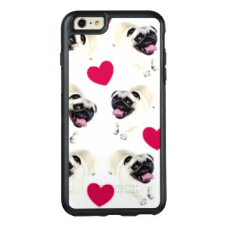 Pug Love Apple iPhone 6 Plus Case