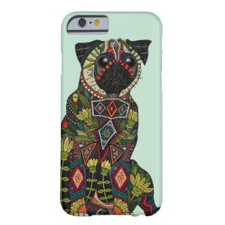 pug love mint barely there iPhone 6 case
