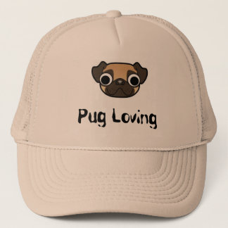 Pug Loving Cap