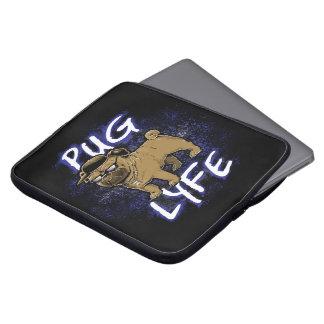 Pug Lyfe Laptop Sleeve