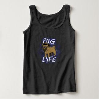 Pug Lyfe Tank Top