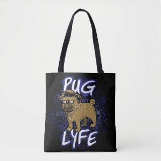 Pug Lyfe Tote Bag